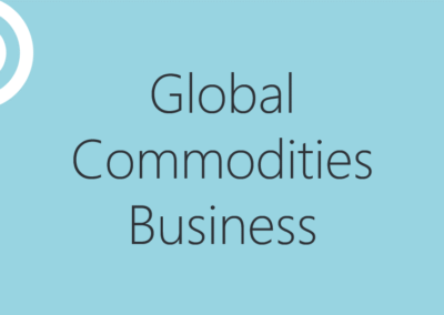Global Commodities Business